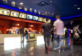 Kino w G.H.Focus Park
