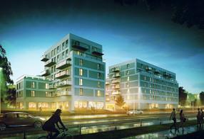 Zespół budynków mieszkalnych ,Arbuzowa'