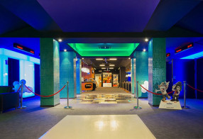 Kino w Galerii Pomorskiej